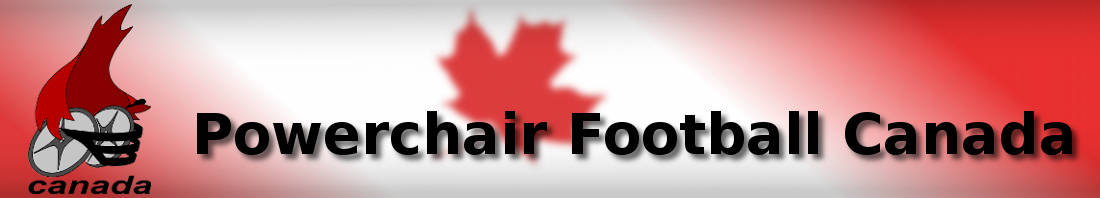 Powerchair Football Canada logo